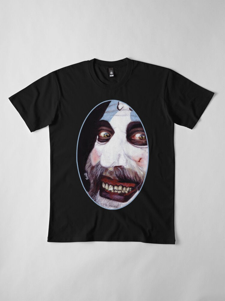 Alternate view of Captain Spaulding Premium T-Shirt
