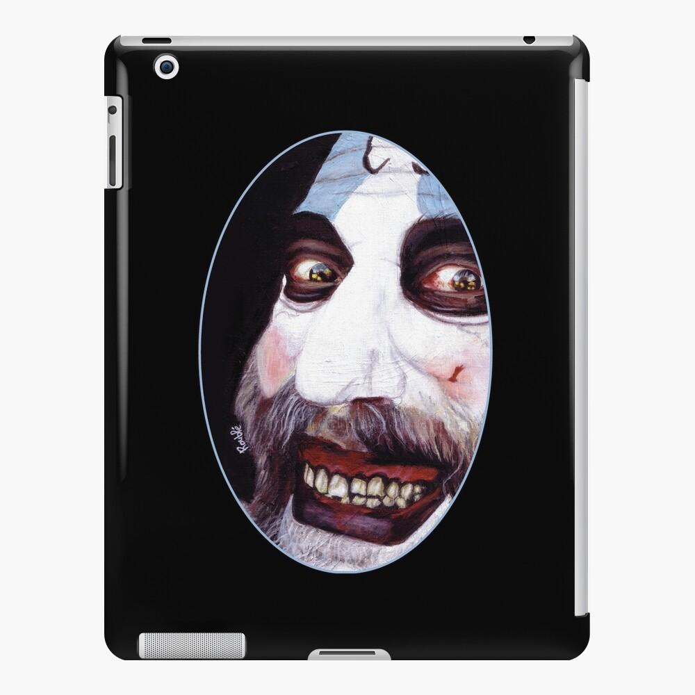 Captain Spaulding iPad Case & Skin