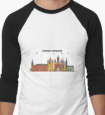 Germany, Wiesbaden City Skyline Design T-Shirt