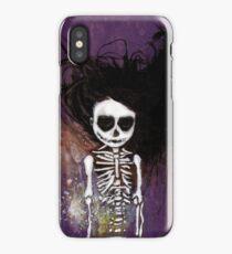 骸骨 壱 iPhone Case