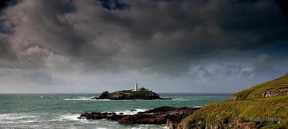 Godrevy Lighthouse. by AndyReeve