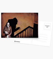 A Symphony of HORROR! Postcards
