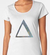 ALT-J TRIANGLE AN AWESOME WAVE Women's Premium T-Shirt