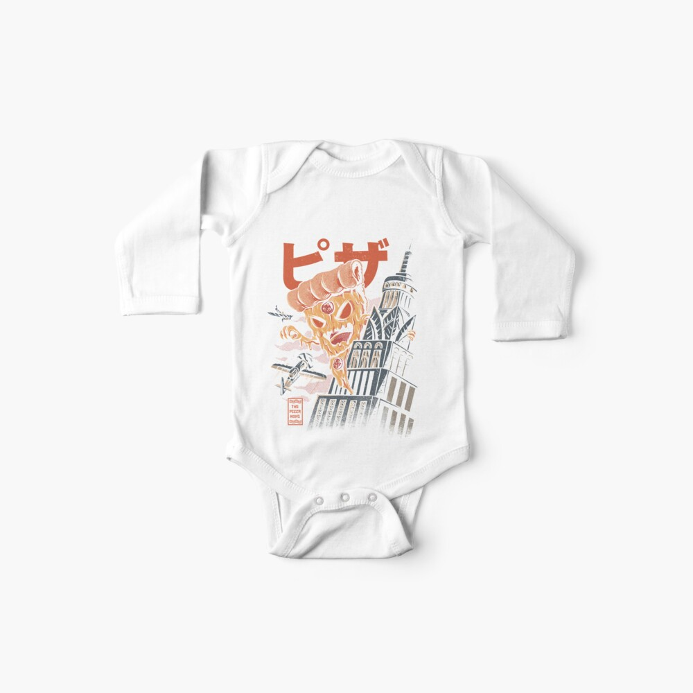 Pizza Kong Baby One-Piece