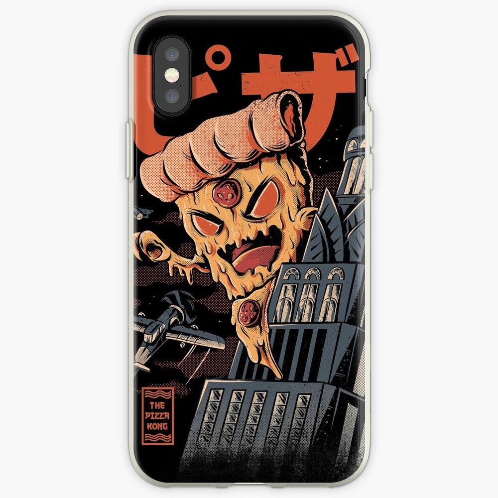 Pizza Kong iPhone Case & Cover