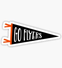 Go Flyers | Philadelphia Flyers Sticker