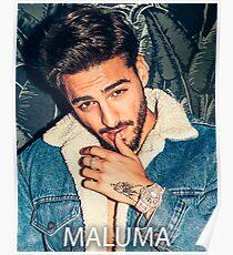 Maluma Poster