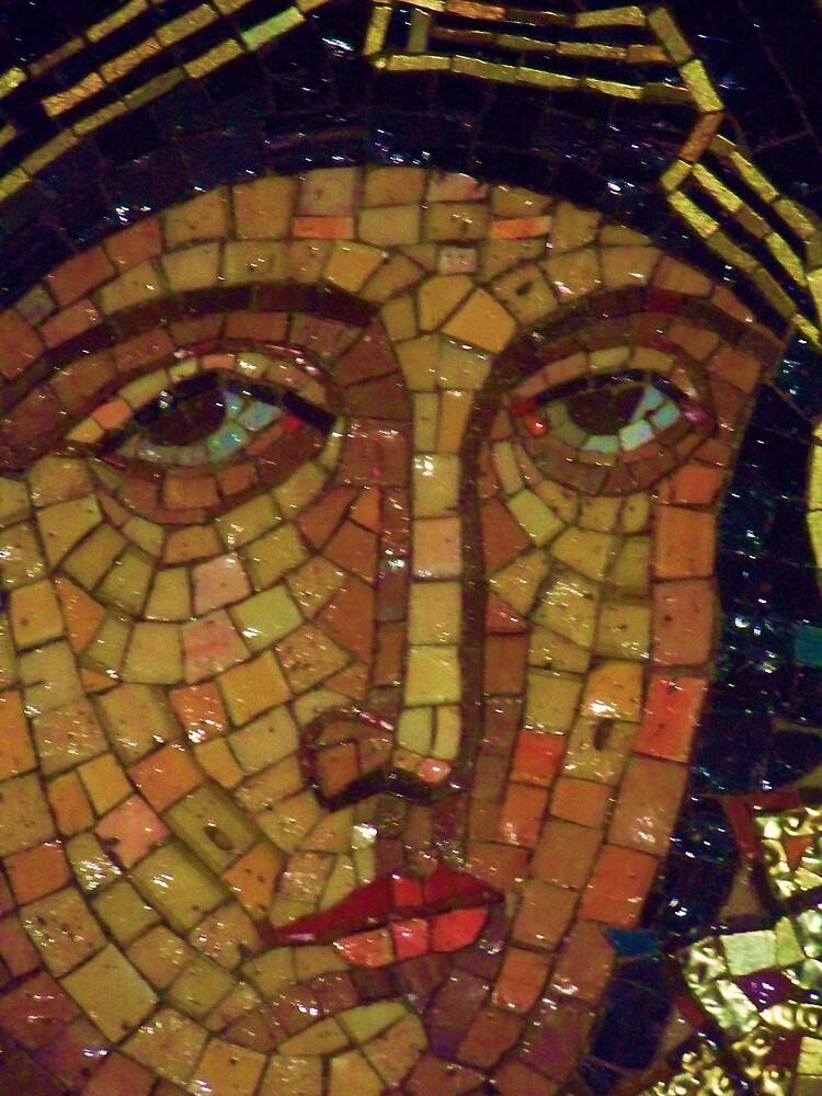 Madonna I by Michael Keller