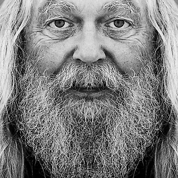 The old man by sbosic