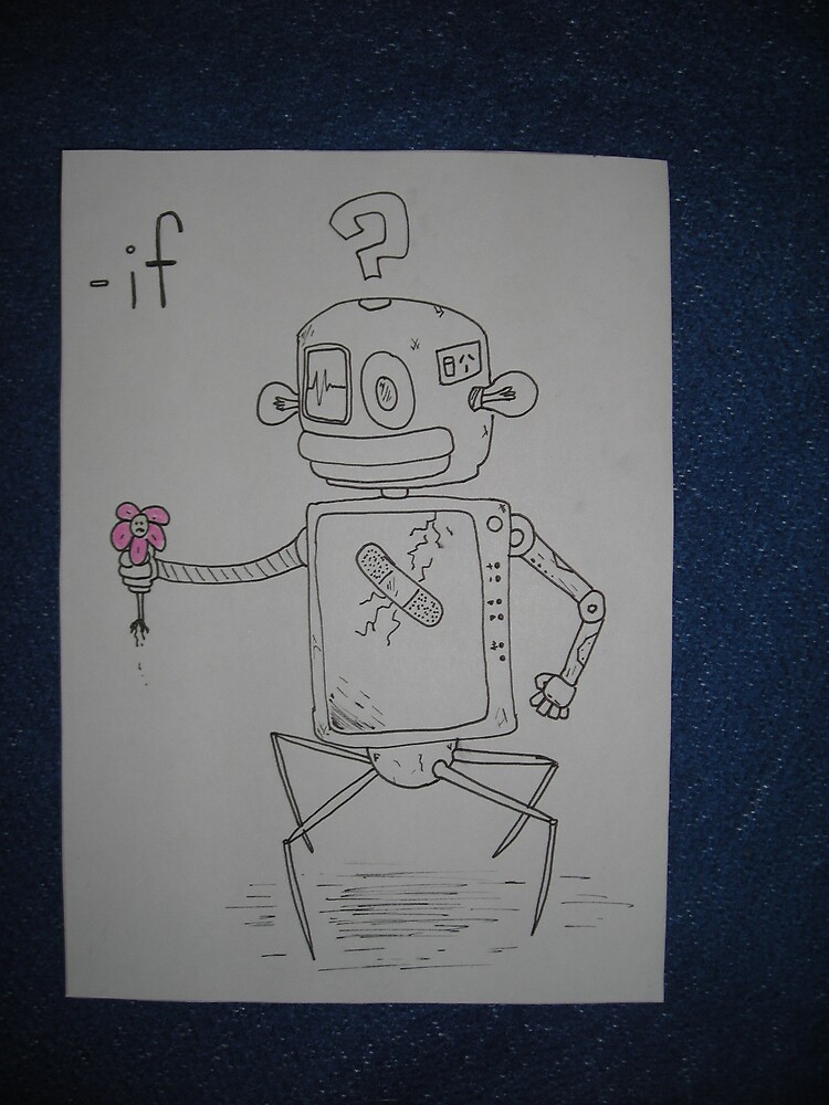 robot by -if .
