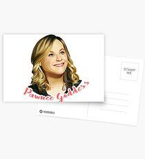Pawnee Goddess Postcards