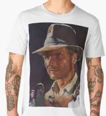 Raiders Of The Lost Ark Men's Premium T-Shirt