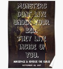 Horseface 2: Reverse the Curse - Monsters Poster
