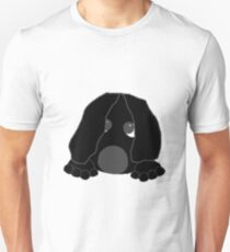 portugues water dog peeking T-Shirt