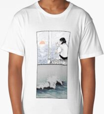 Harbor Solitude Long T-Shirt
