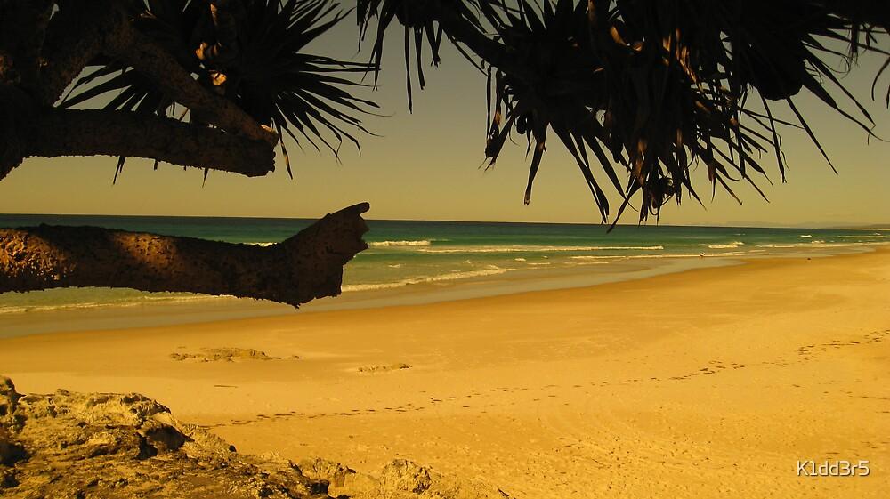 Endless Beach by K1dd3r5