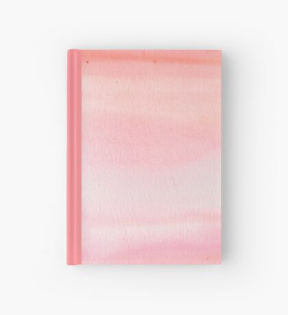 Pink Watercolor Hardcover Journal