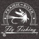 Prairie River - White by bigfatdesigns