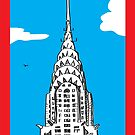Chrysler Building by Rich Anderson