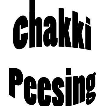 Chakki Peesing by sugi007