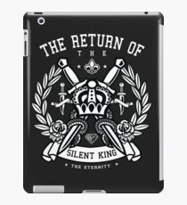 Return Of The Silent King iPad Case/Skin