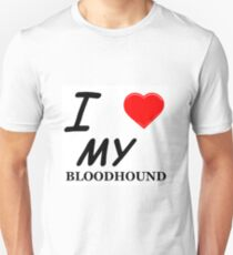 bloodhound love T-Shirt