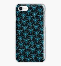 Blue Blitz iPhone Case/Skin
