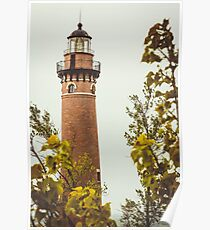 Little sable lighthouse Poster