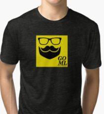 Gav Fawkes Tri-blend T-Shirt