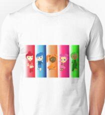 Goddess Girls Multi-Coloured T-Shirt