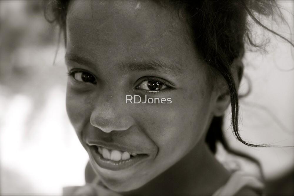 Model Child by RDJones