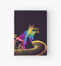 Keep the Passion Flames Burning Hardcover Journal