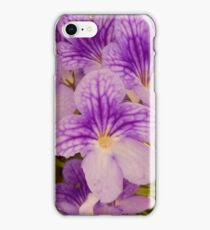 Purple Flower's iPhone Case/Skin