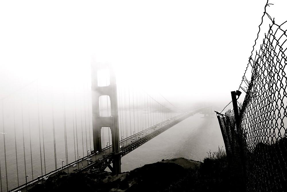 Golden Gate Bridge by Rebecca Veldman