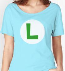 L - Luigi Women's Relaxed Fit T-Shirt