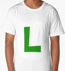 L - Luigi Long T-Shirt
