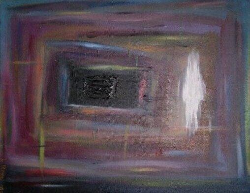 "'Beautiful Light Beyond"" by Lora  Rossi"