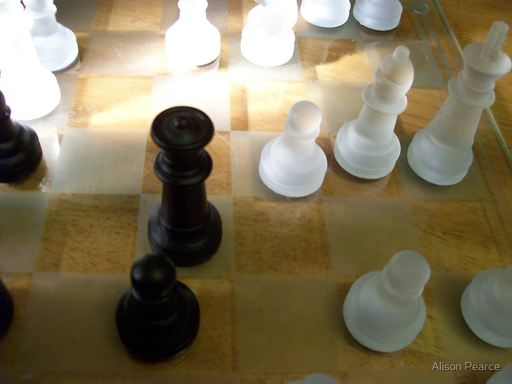 Your Move by Alison Pearce