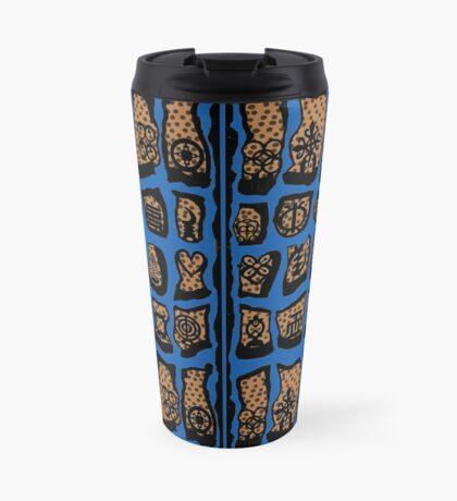DENIM Travel Mug