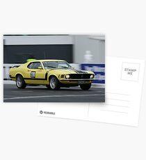 The Boss Postcards
