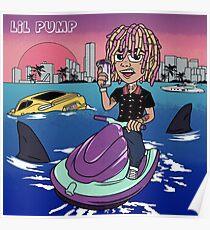 LIL PUMP TAPE  Poster