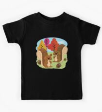Let The Acorns Fall Kids Clothes