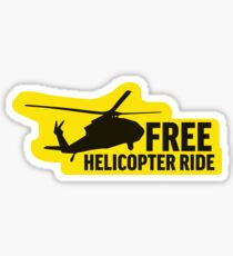 Free Kekistani Helicopter Ride Libertarian Snek Right Don't Thread on Me Style MAGA #BuildTheWall - Online Store Sticker