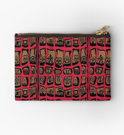 Cardinal Rules Studio Pouch