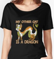 My Other Cat Women's Relaxed Fit T-Shirt