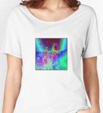 Red Eyed Sun Women's Relaxed Fit T-Shirt