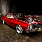Ben's Chevrolet Chevelle Coupe by HoskingInd
