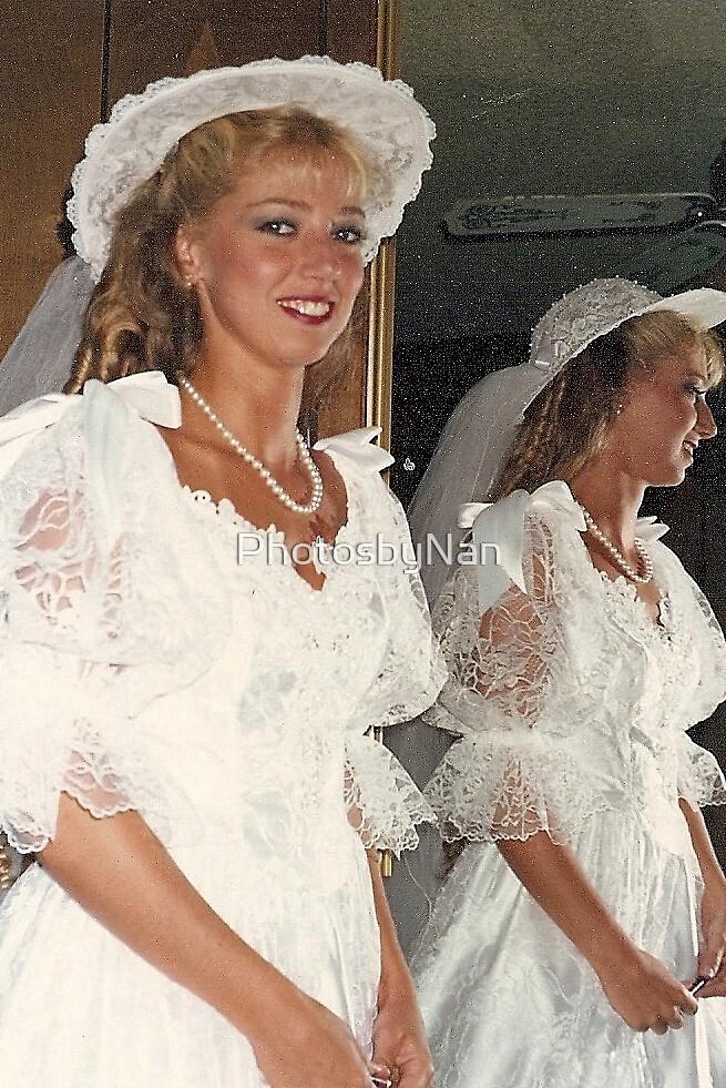 Beautiful Bride by PhotosbyNan