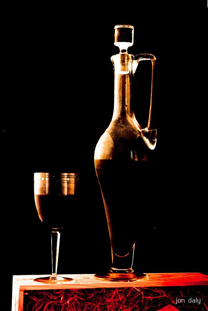 a fine wine by jon  daly