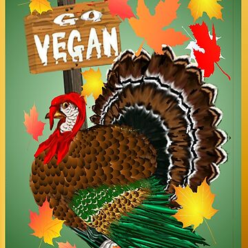 VEGAN THANKSGIVING by Lotacats